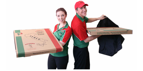 Toarmina's Pizza delivery, carryout, Michigan